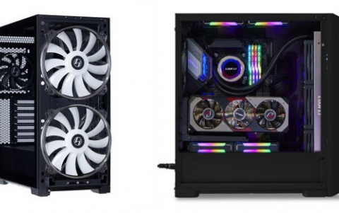 LIAN LI Introduces 2 x 200mm RGB Fan Mid-Tower LANCOOL 215