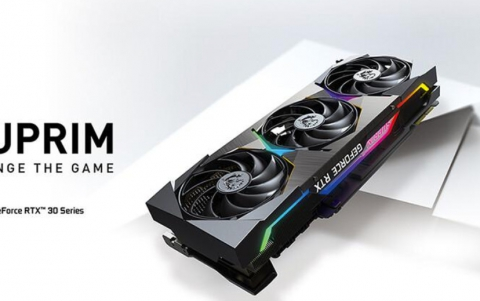 MSI officially presents SUPRIM Line of Graphics Cards