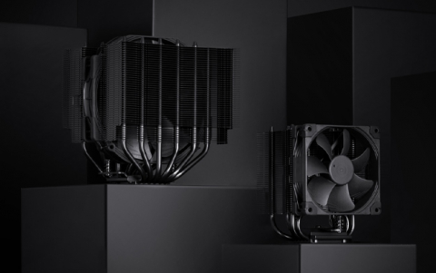 Noctua expands chromax.black line of CPU coolers