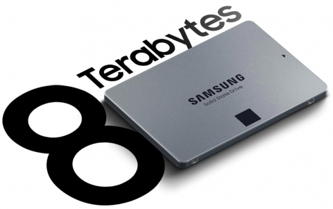 Samsung announces 870 series QVO SSDs incl 8TB model