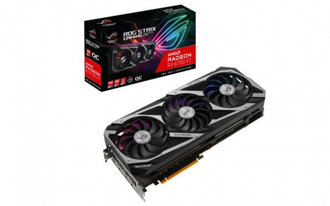 ASUS announces the ROG Strix, TUF Gaming and Dual AMD Radeon RX 6700 XT graphics card series