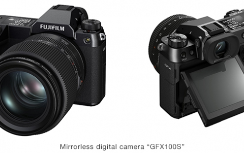 Fujifilm announces new mirroless cameras and lens
