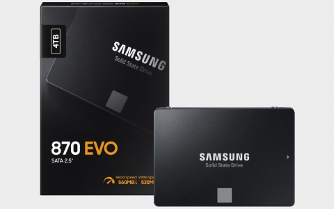 Samsung Introduces the 870 EVO SATA SSD Series