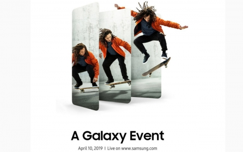 Samsung to Announe New Galaxy Phone on April 10
