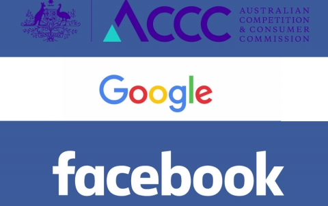 Australia Probes Google and Facebook Over Market Power