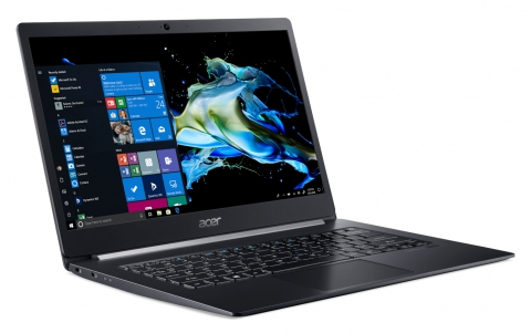 Acer TravelMate X514-51 Series Notebook Released