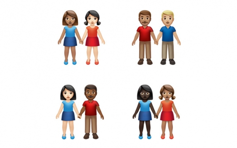 Apple Previews New Emoji Coming to iPhone This Fall