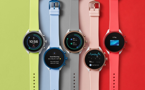 Google to Buy Fossil's Smartwatch Technology For $40 Million
