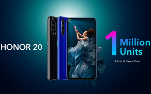 HONOR Kicks off HONOR 20 Global Availability