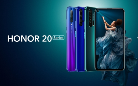 HONOR Unveils New Flagship HONOR 20 Series