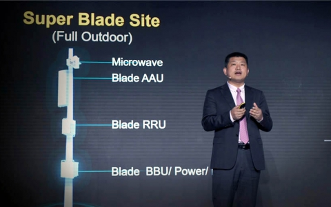 Huawei Announced Modular Equipment for Outdoor 5G Deployments
