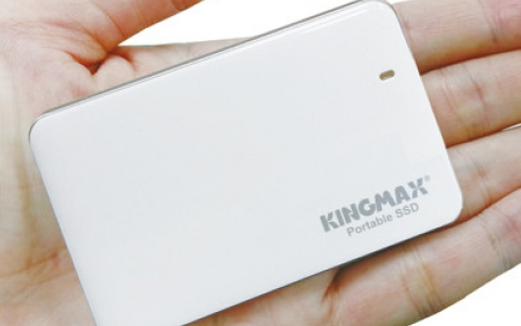 KINGMAX Reveals the Lightweight and Portable SSD KE31