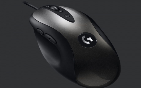 Logitech G MX518 Gaming Mouse Reborn