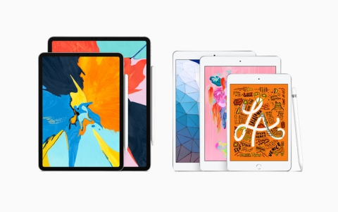 Apple Releases New 10.5-Inch iPad Air and 7.9-Inch iPad mini With Apple Pencil Support