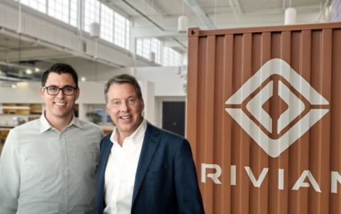Ford to Partner With Rivian on Electric Vehicle