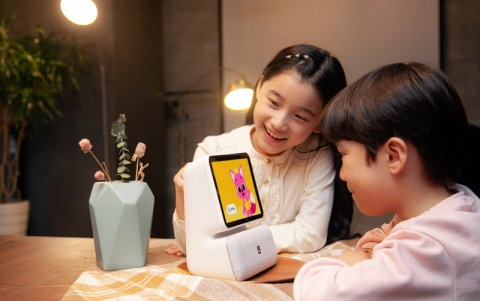 SK Telecom Launches New NUGU Nemo Voice-activated Speaker for Children
