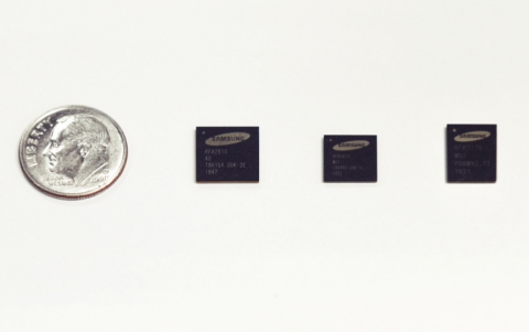 Samsung Unveils 5G mmWave Chipsets at MWC 2019