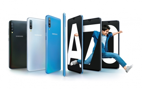 Samsung Galaxy A70 Launches In India