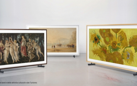 Samsung Brings New Pieces of Art to 'The Frame'