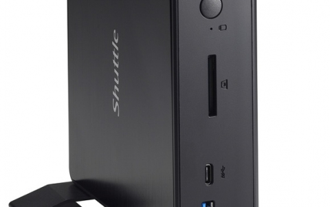 Shuttle NC10U Nano PC review
