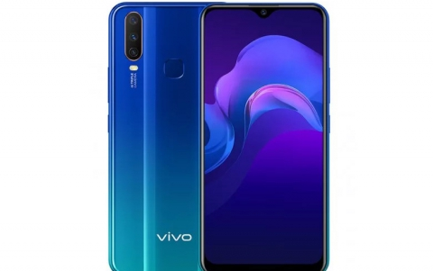 Vivo Y12 Smartphone Launched in India
