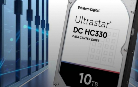 WD Adds 10TB Model to Ultrastar DC HC300 HDD Family