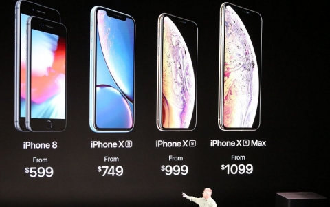 Apple Reduces Production Orders for New iPhones: WSJ