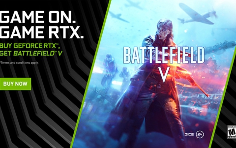 GeForce RTX Battlefield V Bundle Announced