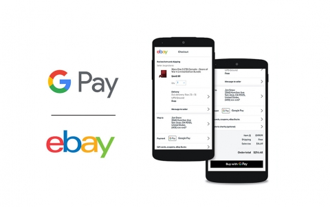 eBay Adds Google Pay on its Marketplace Platform