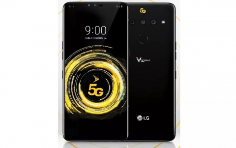 LG V50 ThinQ 5G Smartphone Appears Online