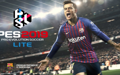 Konami Releases Free Version of Pro Evolution Soccer 2019