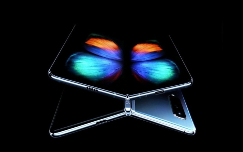 Improved Samsung Galaxy Fold Said to Launch Next Month