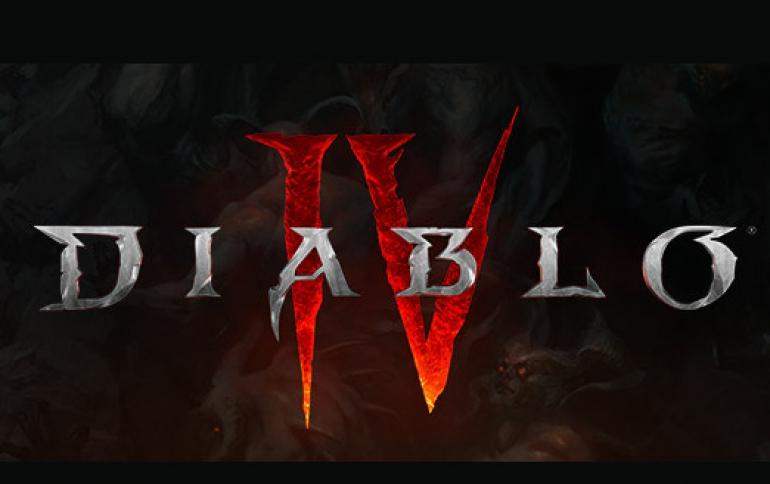 Activision's 'Diablo IV' Unveiled at BlizzCon 2019
