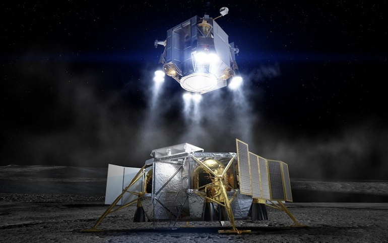 Boeing Proposed Simplified Approach to the Moon for NASA's Human Lander