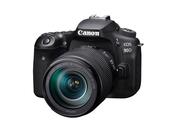 Canon Announces a Pair of High-Speed Advanced Amateur ILC Cameras, The EOS 90D and EOS M6 Mark II