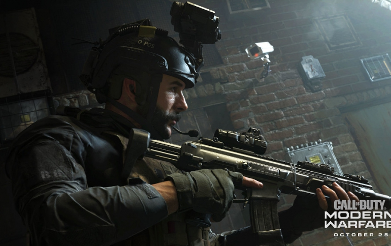 Activision's Call of Duty Modern Warfare Launched