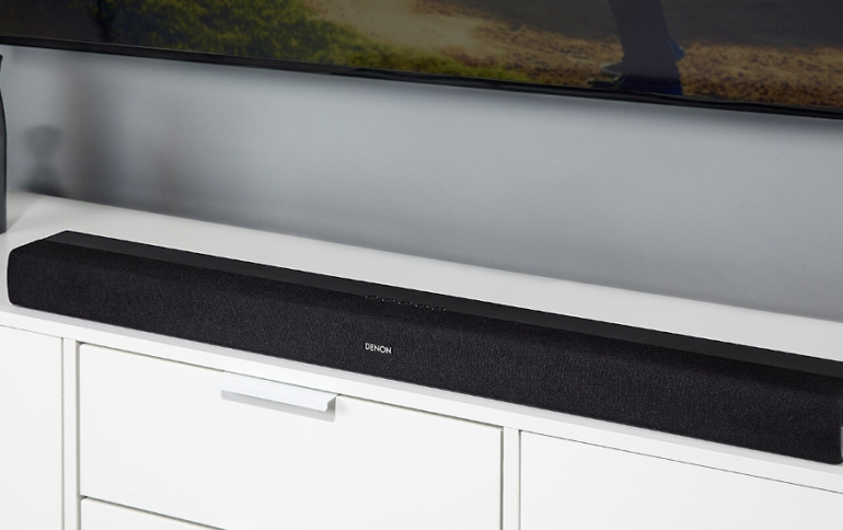 Denon Launches the Budget DHT-S216 Soundbar