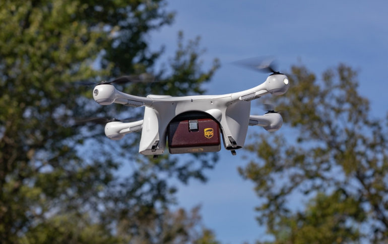 UPS Attains FAA's First Full Approval For Drone Airline