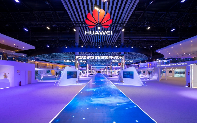 Huawei Drops Lawsuit Against US Government