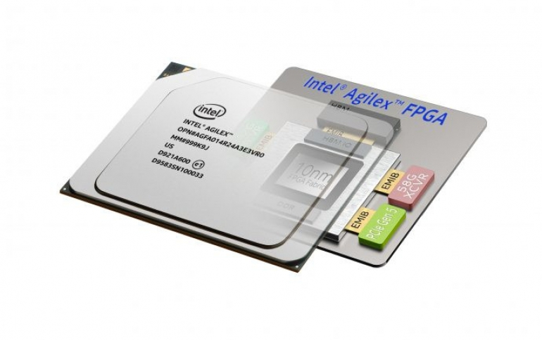 Intel Ships First 10nm Agilex FPGAs