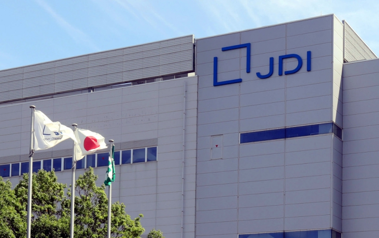Japan Display Reports Quarterly Net Loss