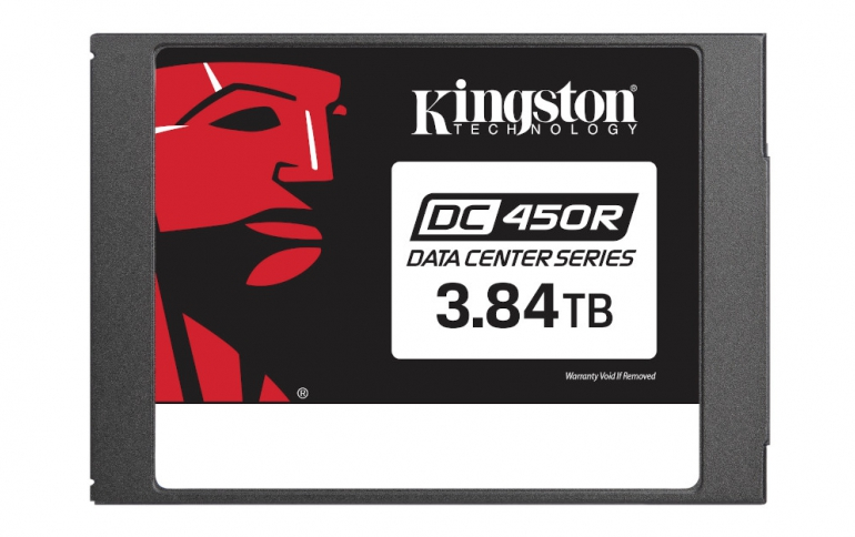 Kingston Digital Introduces the Consumer-oriented KC600 and the Data Center 450R SSDs