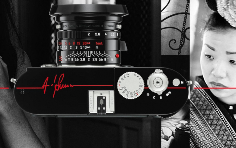 """LEICA M MONOCHROM """"Signature"""" by Andy Summers"""