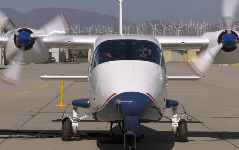 "NASA Unveils the X-57 ""Maxwell"" Electric Airplane"