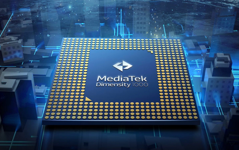 MediaTek Announces the Dimensity 5G Chipset Family