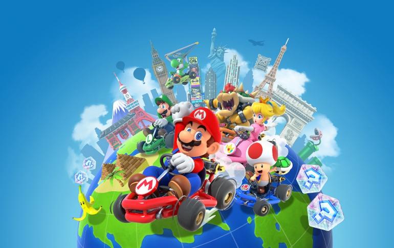 Nintendo to Bring Multiplayer Option to the Mario Kart Tour Mobile Game