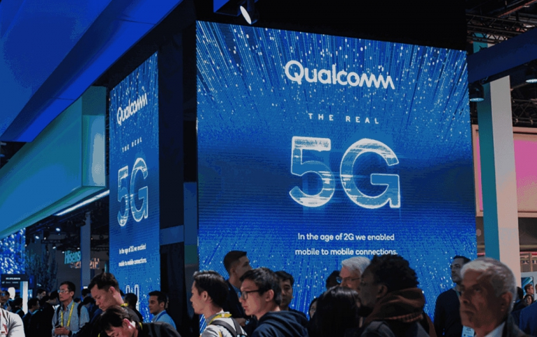 Qualcomm Expects Strong Revenue as 5G Accelerates