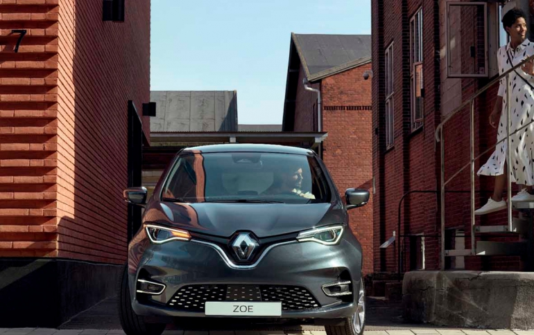 Renault to Develop New Electric Vehicle to Rival Tesla and VW