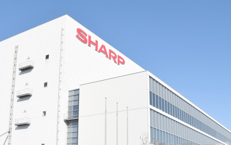 Sharp to Showcase 5G Smartphone at Taiwan's IT Month