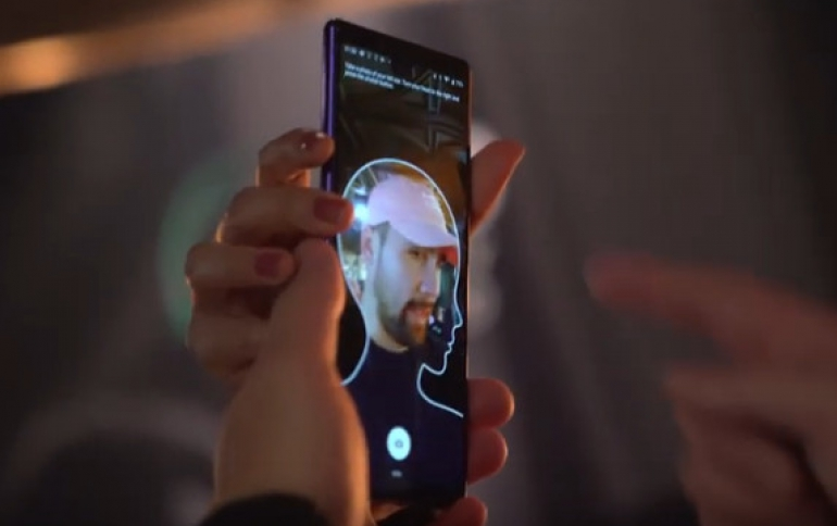 Sony Demonstrated 360 Reality Audio Using the Xperia 1 Smartphone
